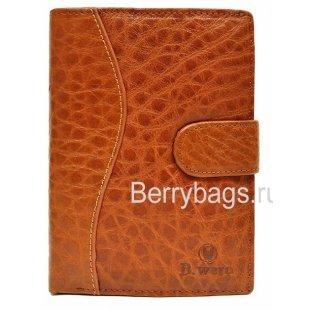 Портмоне с паспортом и автодокументами Bristan Wero 1864-Giaguaro