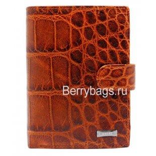 Мужское портмоне для документов кожаное Bristan Wero 1879 - Bali