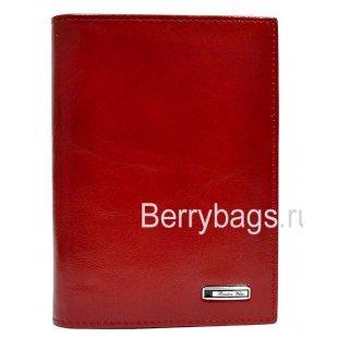 Обложка для паспорта Bristan Wero 58-03 -Red