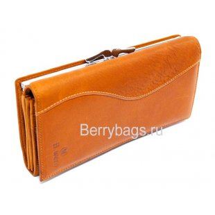 Женский кожаный кошелек Bristan Wero 9454 - Arabesque