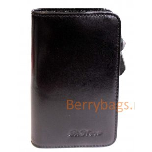 Ключница черная кожа Bristan Wero1103