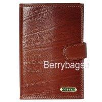 Обложка для паспорта и автодокументов COSSET 2215 Brown