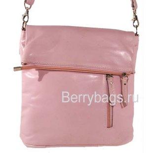 Женская плечевая сумка D-05 -01 Glazy Pink