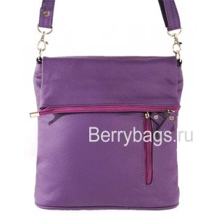 Женская плечевая сумка D-05 -01 Glazy Violet