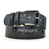 Ремень женский джинсовый кожаный DKN 120026