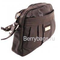Женская плечевая сумка DO-02 -Girdle Brown