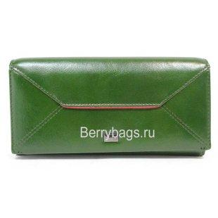 Женский кошелек Elegant 6885 Green