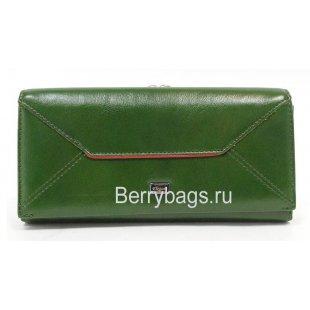 Женский кошелек Elegant 6985 Green
