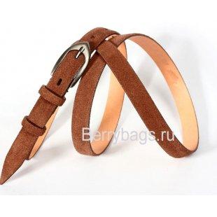 Женский ремень для платья FS15-12 - Zami Brown