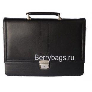 Портфель-папка мужская Ferdinand 40703 Perie (Black)