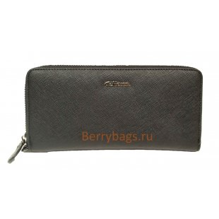 Женский кошелек черный Giorgio Ferretti 00051-А453-01