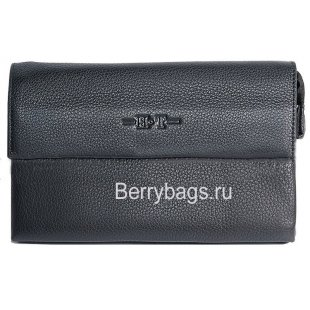 Барсетка-кошелек мужская Hight Touch 101391 Black