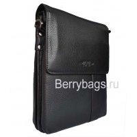 Кожаная сумка через плечо для документов Hight Touch 115424-GALDI