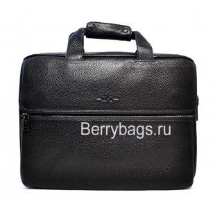 Кожаная мужская сумка для ноутбука Hight Touch 119652 -Sools
