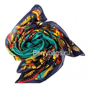 Модный женский платок J150117 - FLEURY