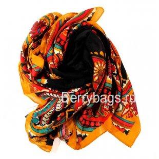 Стильный женский платок J150118 - FRANCOIS