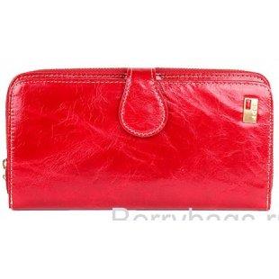 Кошелек женский JCCS 150290 Red