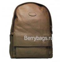Рюкзак кожаный коричневый Jerby 569375 Lik