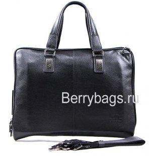 Мужская сумка формата А4 кожаная LB 450116