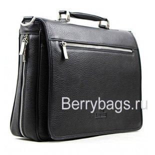 Мужской кожаный портфель LB 888630