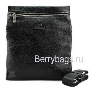 Сумка мужская через плечо Lare Boss 9305920 Black