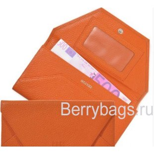 Кошелек женский Loren BB39254 Orange