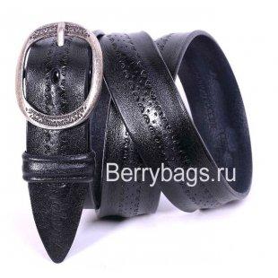 Женский ремень N40-07-Black Pearl