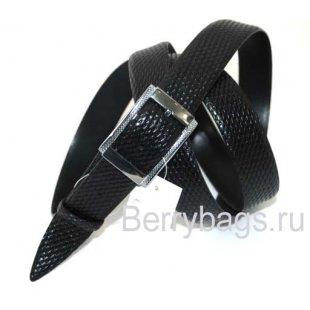 Женский кожаный ремень брючный OPS 12723 -Lorriane