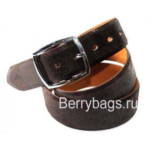 Женский ремень джинсовый OPS 12762 - Gentle Brown