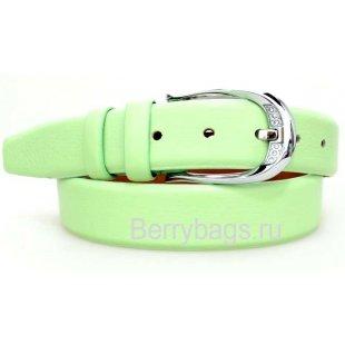 Женский ремень для брюк OPS 12786 - Green Light