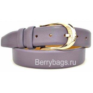 Женский ремень для брюк OPS 12787 - Grape Violet