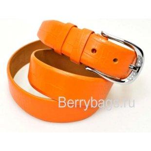 Женский ремень для брюк OPS 12793 - Orange