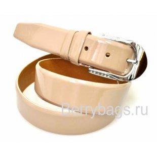 Женский ремень для брюк OPS 12799 - Peach Laki