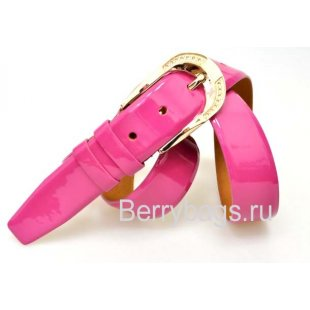 Женский ремень для брюк OPS 12803 - Laki Pink