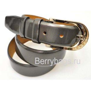 Женский ремень для брюк OPS 12808 - Laki Black