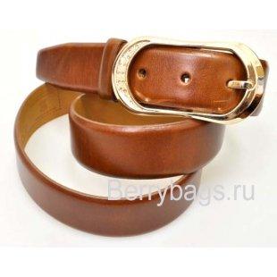 Женский ремень для брюк OPS 12814 -Smoochi Brown