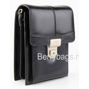 Поясная сумка мужская PETEK 728.000.01 Black