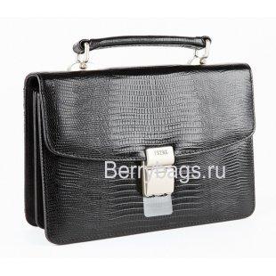 Барсетка мужская Petek 760.041.01 Black