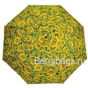Зонт женский Rain city 23709 Sunflower