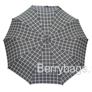 Зонт мужской черный RainCity 23654-Alonso