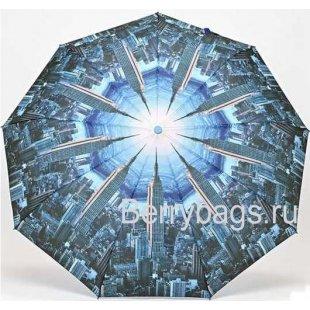 Зонт женский Rain сity 23784 New York
