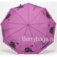 Зонт женский Rain сity 23787 Paris