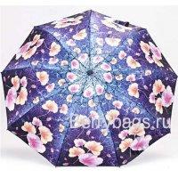 Зонт женский Rain сity 23802 Flower