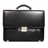 Портфель классический мужской кожаный Rockfeld 99626