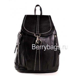 Рюкзак городской кожаный Ritmer Z 148-12-04 black-01