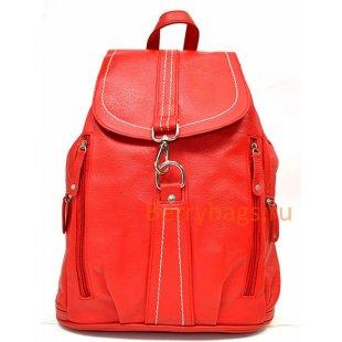 Кожаный рюкзак Z 148-12-REDISSON
