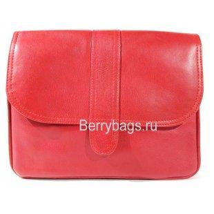 Сумка женская на плечо Z 50 -Loreta red