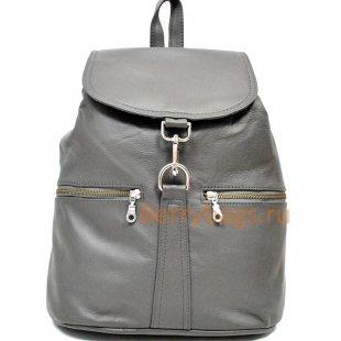 Кожаный рюкзак городского типа Z 59-06-SCHOORAN