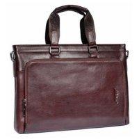 Мужская кожаная сумка для документов AB-117928 Adjutant