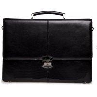 Портфель для документов кожаный мужской AB 117994-Vicont
